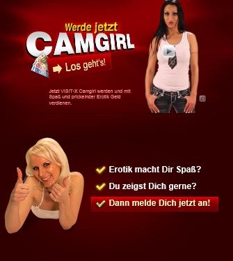 camgirl werden